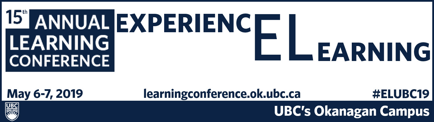 2019 Learning Conference | Centre for Teaching and Learning