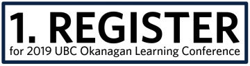 Register for the 2019 UBC Okanagan Learning Conference. Registration page will open in a new tab.